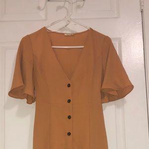 Summery midi dress